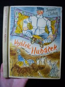 náhled knihy - Vojáček Hubáček : podivuhodné příhody českého vojáka ve světové válce