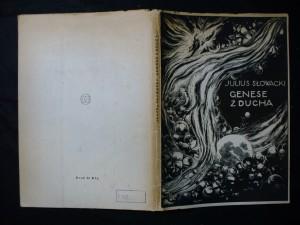 náhled knihy - Genese z Ducha= Genezis z ducha