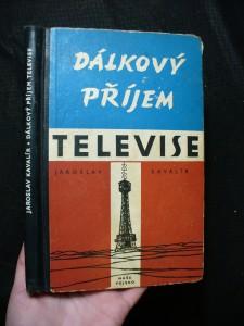 náhled knihy - Dálkový příjem televise