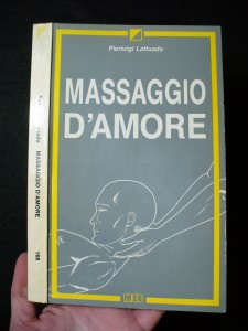náhled knihy - Massaggi D´amore