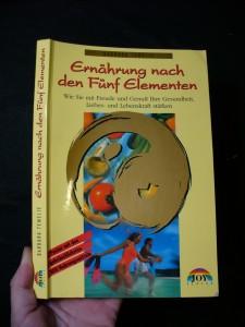 náhled knihy - Ernährung nach den Fünf Elementen