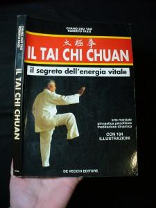náhled knihy - Il tai chi chuan; Il segreto dell´energia vitale