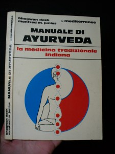 náhled knihy - Manuale di ayurveda, la medicina tradionale indiana