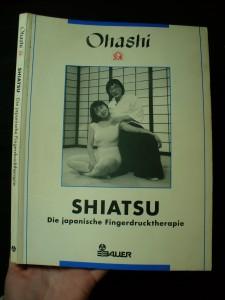 náhled knihy - Shiatsu, Diem japanische Fingerdrucktherapie