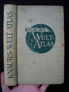 náhled knihy - Knaurs Welt-Atla