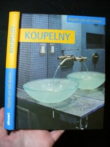 náhled knihy - Koupelny