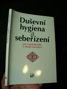 náhled knihy - Duševní hygiena a sebeřízení pro vysokoškoláky a mladé manažery