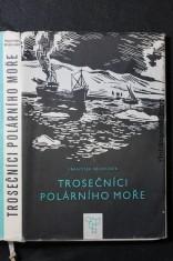 náhled knihy - Trosečníci polárního moře : Vzducholodí na severní pól