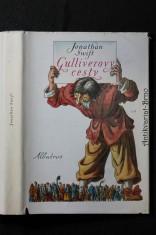 náhled knihy - Gulliverovy cesty