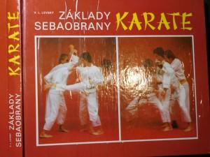 náhled knihy - Základy sebeobrany Karate