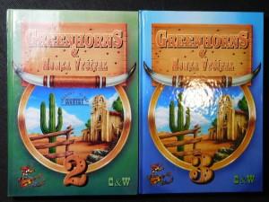 náhled knihy - Greenhorns  Honza Vyčítal. 2. a 3. díl