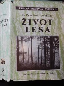 náhled knihy - Život lesa