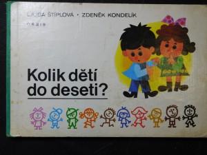 náhled knihy - Kolik dětí do deseti?
