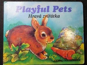 náhled knihy - Hravá zvířátka