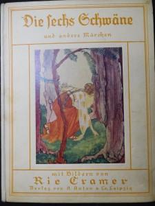 náhled knihy - Die sechs Schwäne und andere Märchen