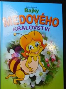 náhled knihy - Bajky medového království