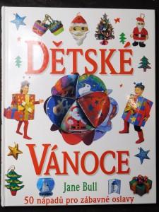 náhled knihy - Dětské Vánoce