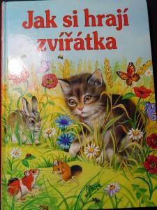 náhled knihy - Jak si hrají zvířátka