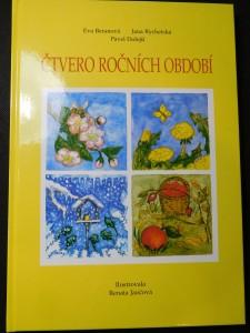 náhled knihy - Čtvero ročních období