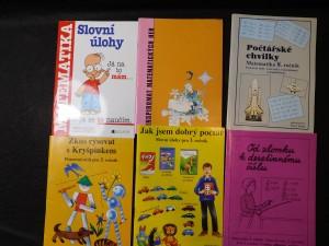 náhled knihy - Matematika- sada 6 ks učebnic