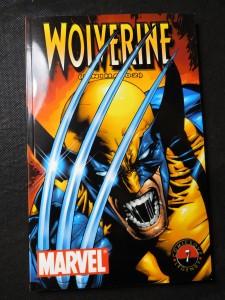 náhled knihy - Wolverine