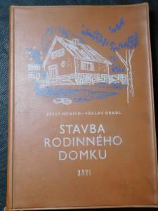 náhled knihy - Stavba rodinného domku