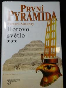 náhled knihy - První pyramida. [3], Horovo světlo