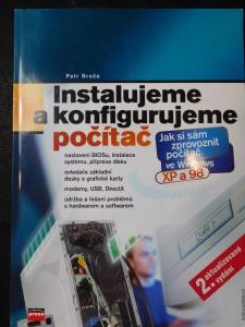 náhled knihy - Instalujeme a konfigurujeme počítač