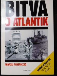 náhled knihy - Bitva o Atlantik