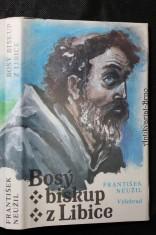 náhled knihy - Bosý biskup z Libice : [román o sv. Vojtěchu]