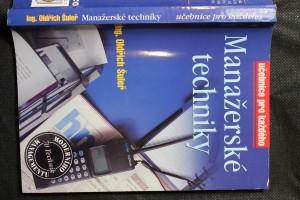 náhled knihy - Manažerské techniky