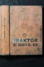 náhled knihy - Traktor S-100-S-80 : seznam náhradních dílů