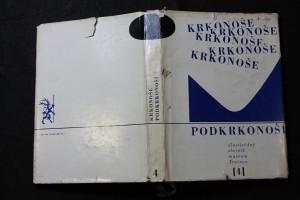 náhled knihy - Krkonoše Podkrkonoší : Vlastivědný sborník muzeum Trutnov