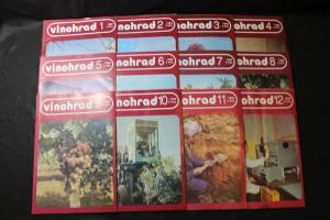 náhled knihy - Vinohrad