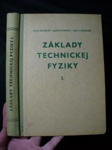 náhled knihy - Základy technickej fyziky I.