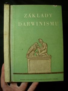 náhled knihy - Základy darwinismu : Učební text pro 10. postupný roč. jedenáctileté stř. školy a pro školy pedagogické
