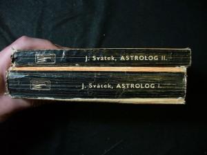 náhled knihy - Astrolog : (hvězdopravec) : román ze století XVI. [Díl první]; Astrolog : (hvězdopravec) : román ze století XVI. [Díl druhý]