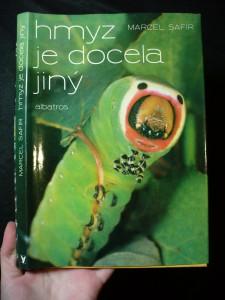 náhled knihy - Hmyz je docela jiný : pro čtenáře od 12 let