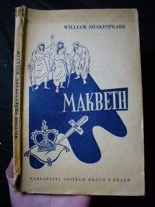 náhled knihy - Makbeth : tragedie o pěti jednáních