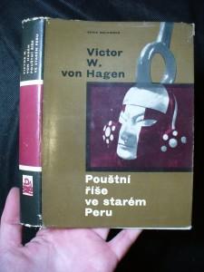 náhled knihy - Pouštní říše ve starém Peru