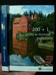 náhled knihy - 200+1 výlet se životním pojištěním Dynamik : Česká republika