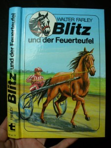 náhled knihy - Blitz und der Feuerteufel