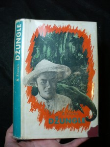 náhled knihy - Džungle = [Der Busch : Kniha povídek]