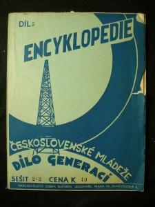 náhled knihy - Encyklopedie československé mládeže: Dílo generací - 5. díl