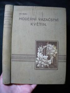 náhled knihy - Moderní vazačství květin