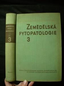 náhled knihy - Zemědělská fytopatologie : vysokošk. učebnice pro agronomické fak. vys. škol zemědělské. Díl 3, Choroby zeleniny