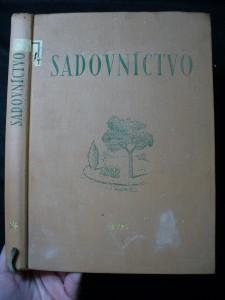 náhled knihy - Sadovníctvo : Učebný text pre poľnohosp. techn. školy