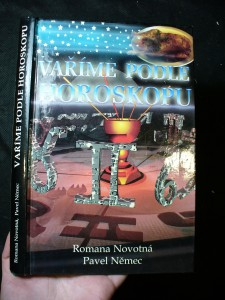 náhled knihy - Vaříme podle horoskopu
