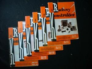 náhled knihy - Radiovy konstrukter