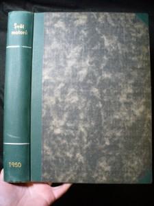 náhled knihy - Svět motorů; sborník časopisu, čísla 71.-94., ročník IV